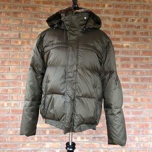 Marc New York Men Fur Trimmed puffer Jacket